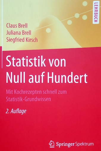 Statistik Buch Cover